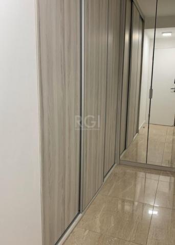Apartamento à venda com 3 dormitórios em São sebastião, Porto alegre cod:EL56356053 - Foto 17
