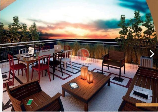 Sala à venda, 72 m² por R$ 1.030.000,00 - Dionisio Torres - Fortaleza/CE - Foto 5
