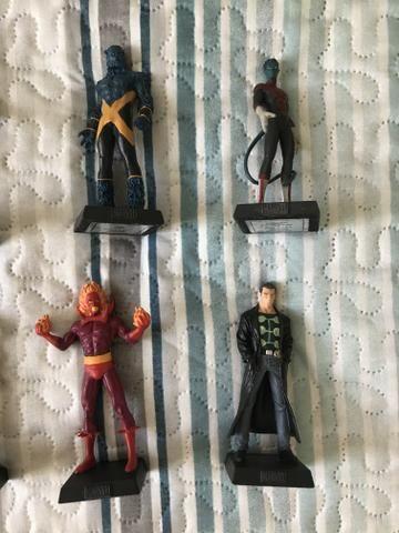 Miniaturas Eaglemoss Colecionáveis Marvel DC - Foto 4