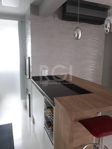 Apartamento à venda com 3 dormitórios em São sebastião, Porto alegre cod:EL56356485 - Foto 4