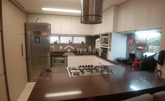 (ELI46095) Apartamento Duplex no Cocó 165m², 3 Suites, Todo Projetado, 3 Vagas - Foto 4