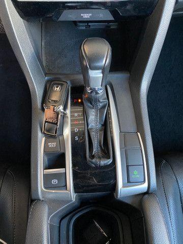 Honda/civic touring 1.5 turbo 16v aut 2018/2018 - Foto 14