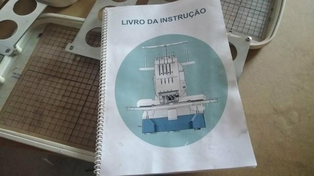 Máquina Bordadeira Elna 9990 - Foto 5