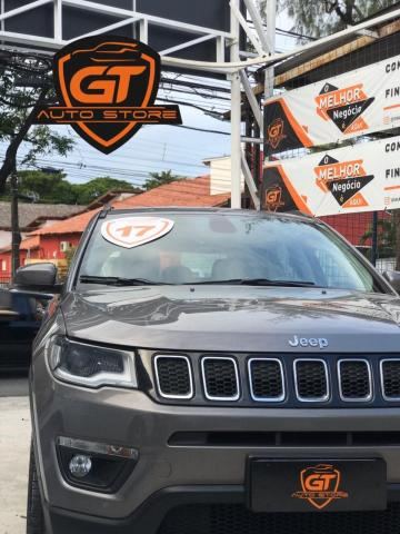COMPASS 2017/2017 2.0 16V FLEX LONGITUDE AUTOMÁTICO
