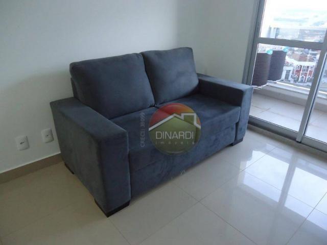 Apartamento com 1 dormitório para alugar, 37 m² por R$ 1.500,00/mês - Ribeirânia - Ribeirã - Foto 9