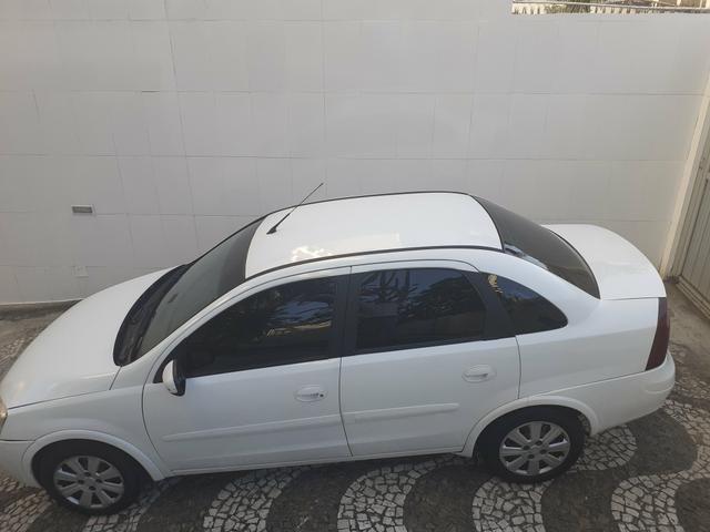Chevrolet Corsa Sedan Premium 1.4 FLEX/GNV 2009 Completo Novo Pouco Uso