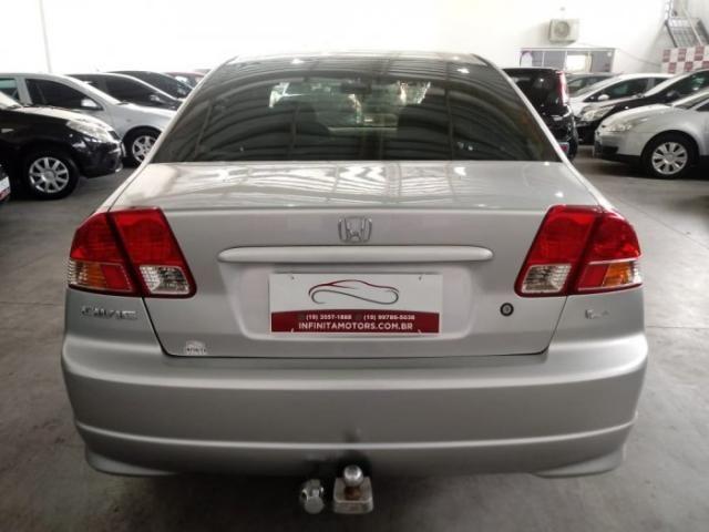 Honda civic 2006 1.7 lx 16v gasolina 4p manual - Foto 3
