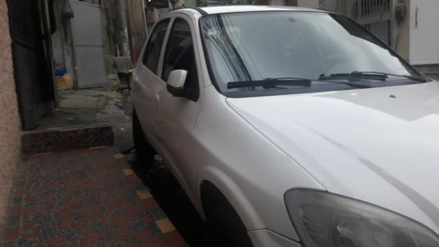 Celta 2012 LT Completo +GNV - Foto 2