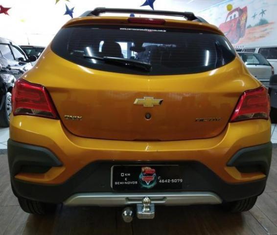 Chevrolet Onix Hacth Activ 1.4 8V Flex 5P Aut - Foto 3