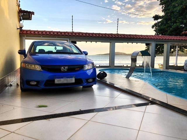 Honda Civic SI Azul - Foto 3