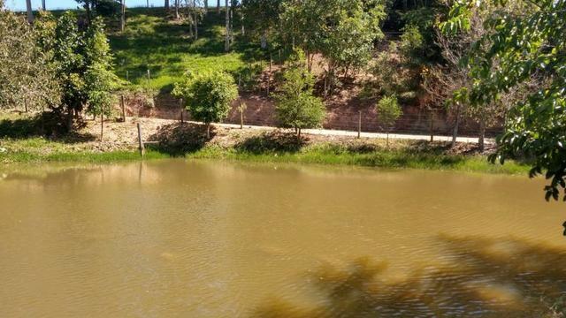 Sítio 4 Hectares - Casa de 3 Quartos - 5 Açudes - Galpão - São Sebastião - Treze de Maio - Foto 7