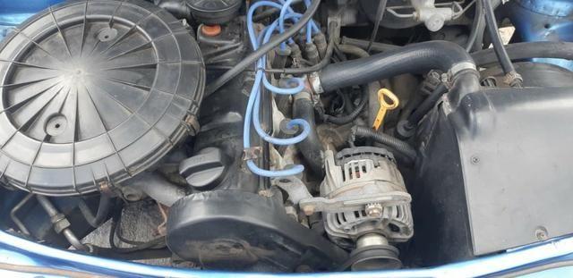 Gol 1.6 Motor AP com ar uma relíquia - Repasso pelo preço que recebi na loja - Foto 6