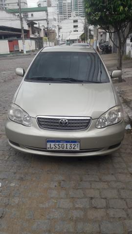 Corolla xei 2004/05 automático. GNV impecável! Só venda. - Foto 8