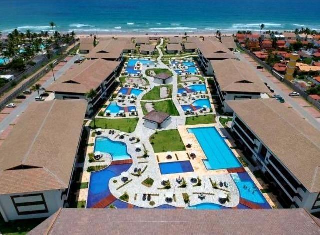 Cupe Beach Living - Apartamento com 2 quartos, 53 m² - Porto de Galinhas