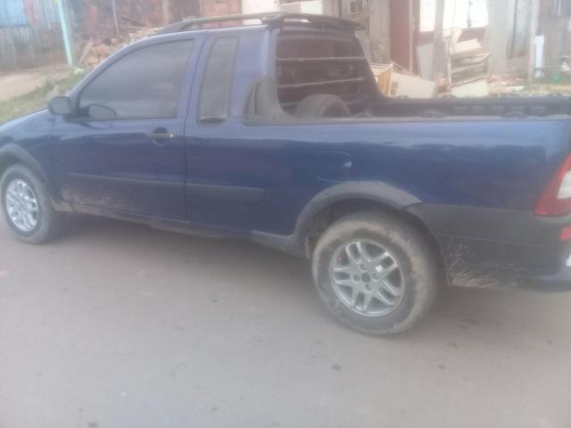 Pick estrada 2009/2010 R$: 18.000 troco S10 ou Ranger Diesel - Foto 3