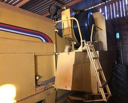 TC 59 New Holland- 04/04 (faço parcelado) - Foto 2