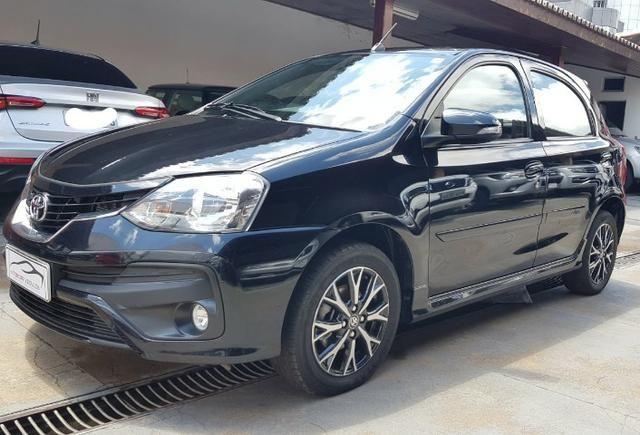 Toyota Etios Platinum 1.5 Automático - Foto 2