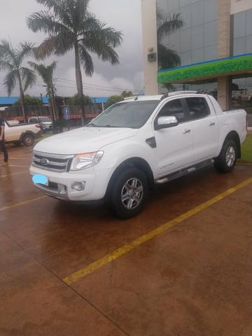 Ford Ranger Limited Flex 2015