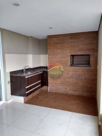 Apartamento com 3 dormitórios à venda, 202 m² por R$ 1.200.000 - Jardim São Luiz - Ribeirã - Foto 7