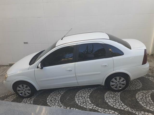 Chevrolet Corsa Sedan Premium 1.4 FLEX/GNV 2009 Completo Novo Pouco Uso - Foto 4