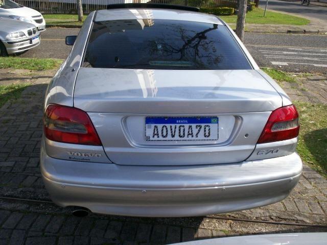 Volvo C70 2.3 Turbo automático. Coupé lindo e raro! Espetacular! - Foto 3