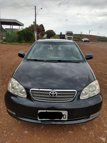Corolla Xei 2008 automático - Foto 9