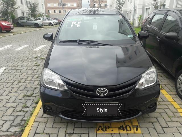 Toyota Etios 2014 Novo Completo 2014 - Foto 3