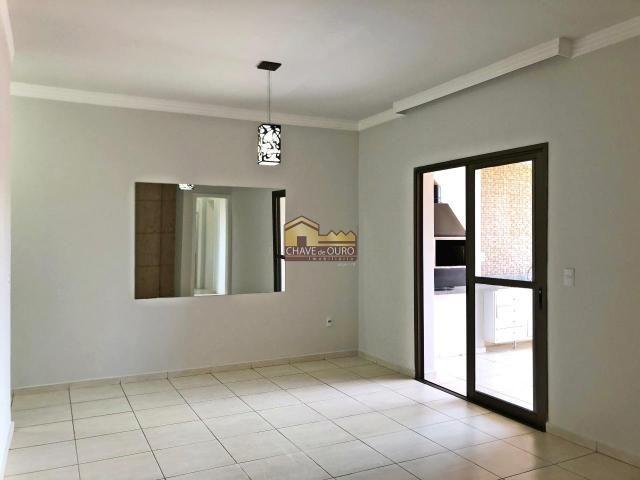 Apartamento à venda, 3 quartos, 1 vaga, Parque do Mirante - Uberaba/MG