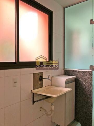 Apartamento à venda, 3 quartos, 1 vaga, Parque do Mirante - Uberaba/MG - Foto 20