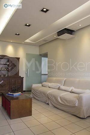 Apartamento com 5 quartos, 4 suítes, Edifício Aparecida,Setor Sul. - Foto 2