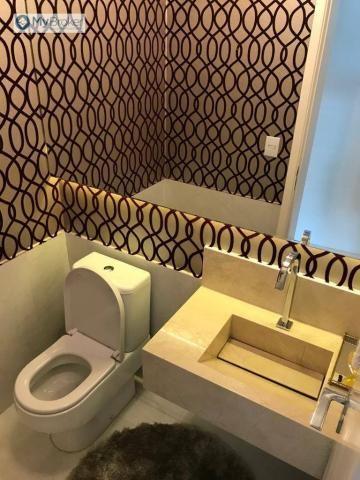 Apartamento com 4 dormitórios à venda, 163 m² por R$ 1.100.000,00 - Jardim Goiás - Goiânia - Foto 20