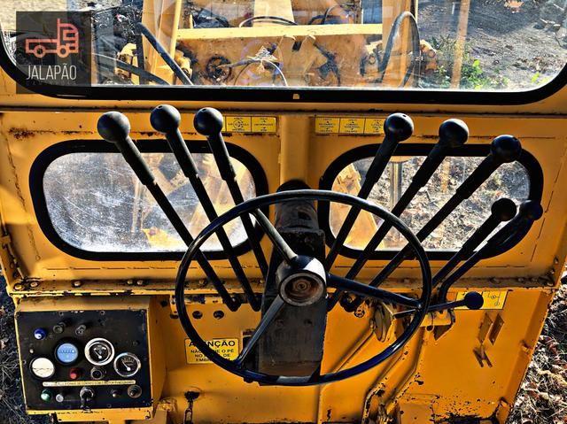 Motoniveladora huber warco série: 135-m - Foto 5