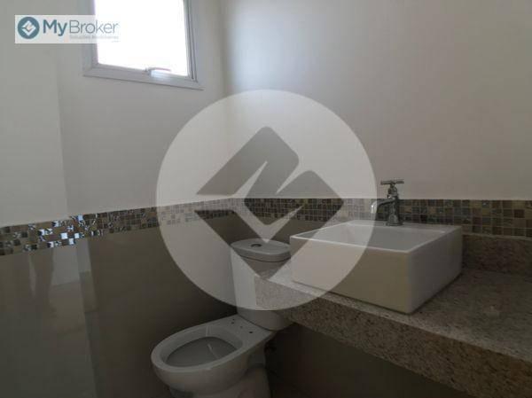 Apartamento com 3 dormitórios à venda, 113 m² por R$ 597.000,00 - Setor Bueno - Goiânia/GO - Foto 8