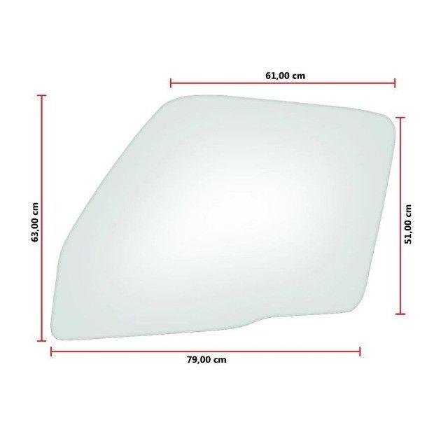 Vidro Porta Esquerda Mercedes Benz Accelo 03/16 Glasstech - Foto 2