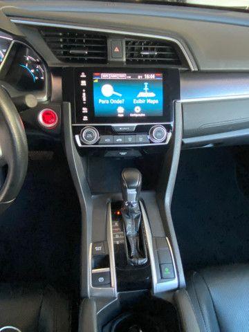 Honda/civic touring 1.5 turbo 16v aut 2018/2018 - Foto 19