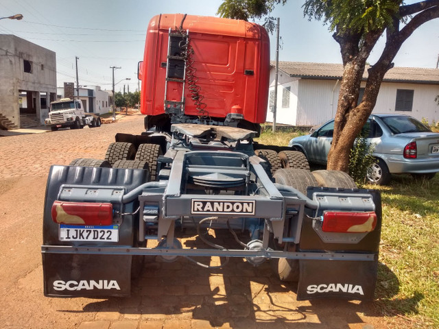 Scania 420 trucado - Foto 6