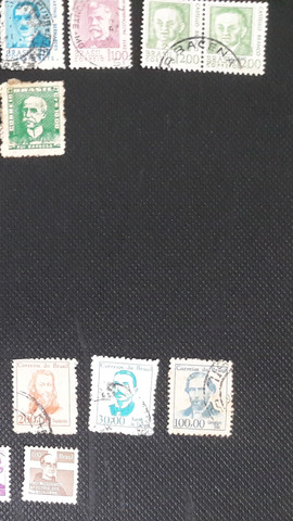Filatelia, selos raros do Brasil, São Paulo - Foto 2