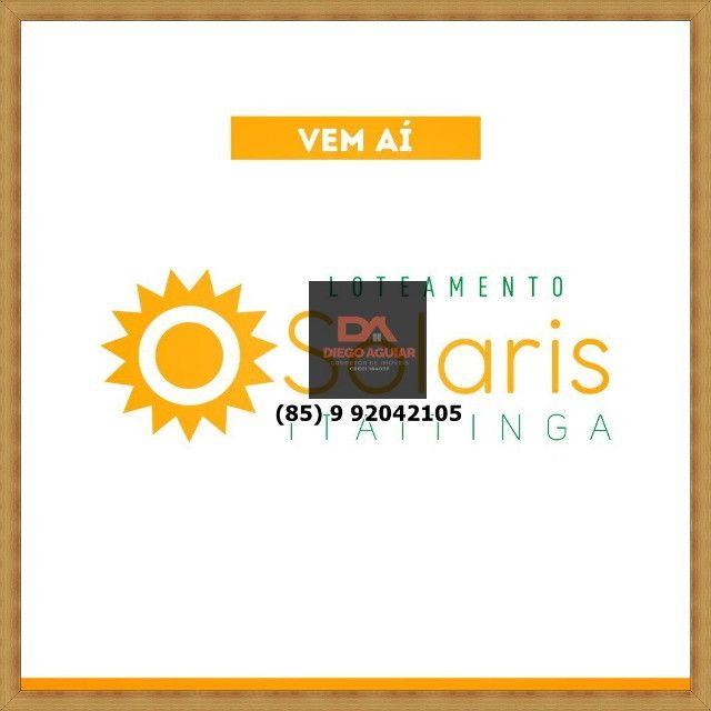 Lotes Solaris em Itaitinga-Gererau &¨%$ - Foto 2