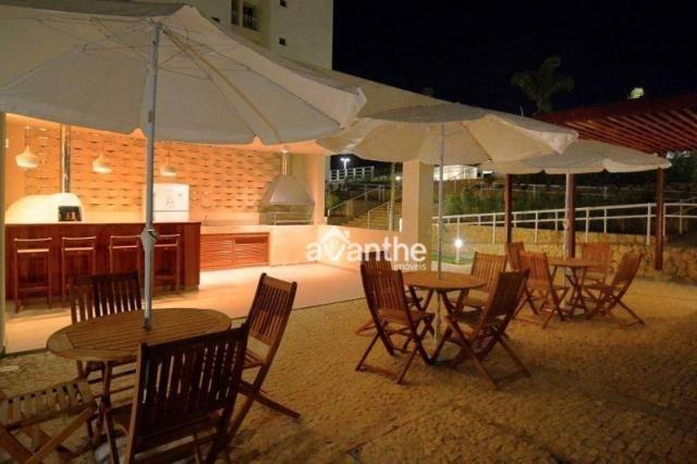 Apartamento com 3 dormitórios à venda, 74 m² por R$ 317.000 - Santa Isabel Zona Leste - Te - Foto 19