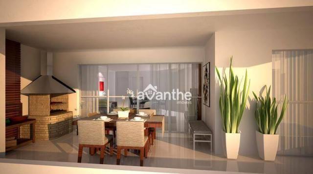 Apartamento com 3 dormitórios à venda, 107 m² por R$ 684.000 - Noivos / Zona Leste / Poeti - Foto 9