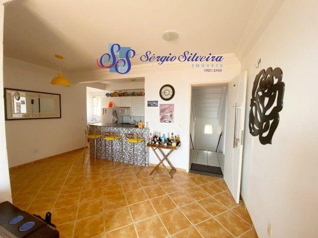 Apartamento no Porto das Dunas 2 quartos, vista mar e mobiliado - Foto 2