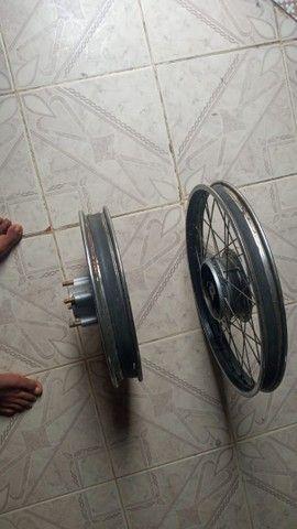 Vendo  rodas da pop nova  - Foto 3