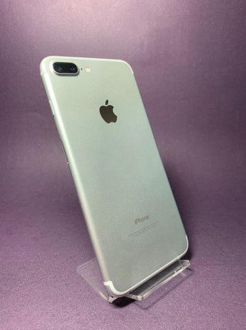 iPhone 7 Plus 32Gb Silver Seminovo  - Foto 3