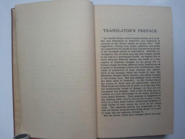 Livro raro de Frederick Engels - Foto 6