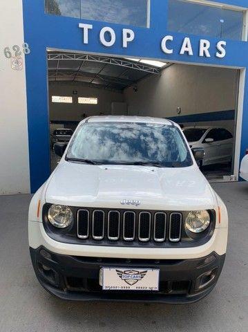 Jeep Renegade Sport 1.8 2016 -Através de consórcio
