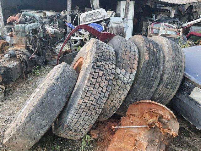 Vendas de peças de caminhão e venda de caminhão  - Foto 2