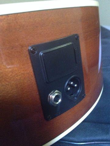 Violão Jumbo Eletroacústico Hofma YE 223 - Foto 3