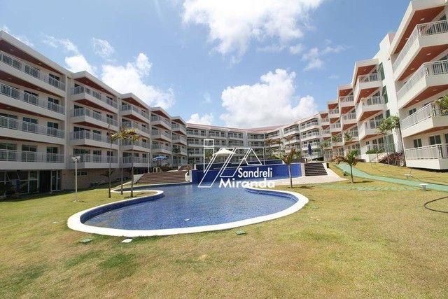 Apartamento com 3 dormitórios à venda, 87 m² por R$ 450.000,00 - Porto das Dunas - Aquiraz - Foto 7
