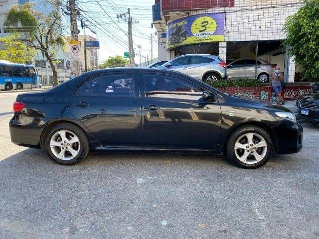 Toyota Corolla 2013 GLI + GNV  - Foto 10