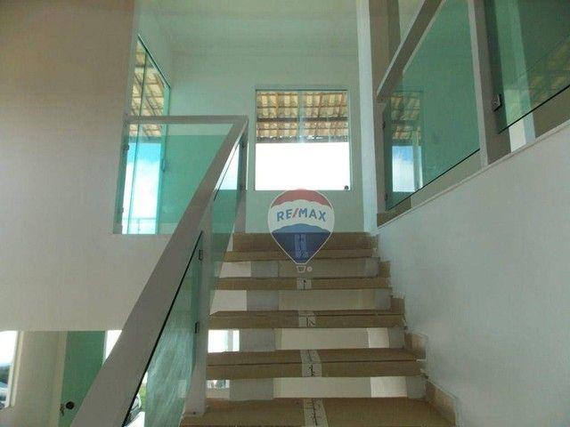 Casa com 4 dormitórios à venda, 322 m² por R$ 459.000,00 - Praia do Amor - Conde/PB - Foto 9